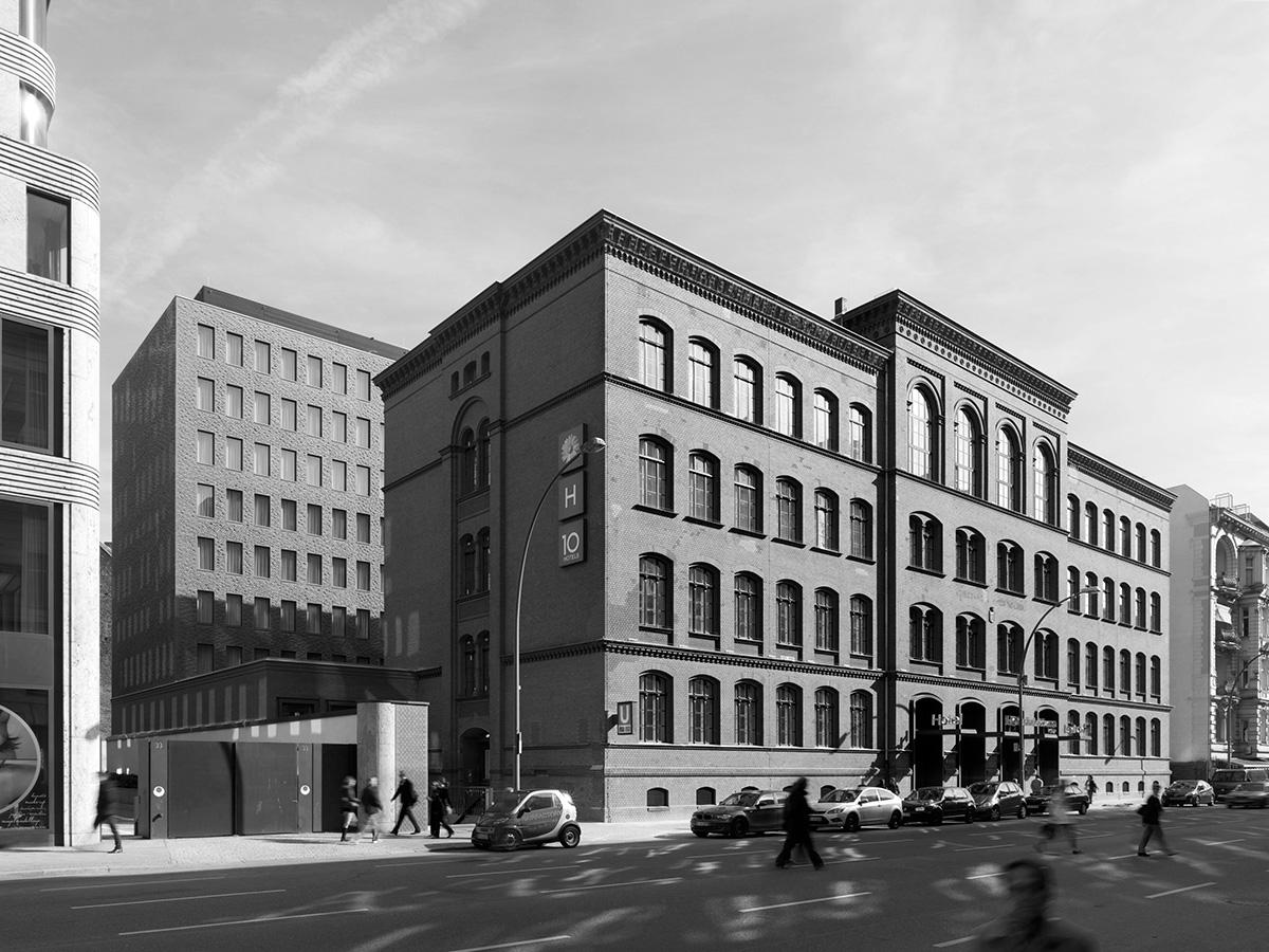 Bewerbung rwth aachen architektur kleihues kleihues hotel for Architektur aachen