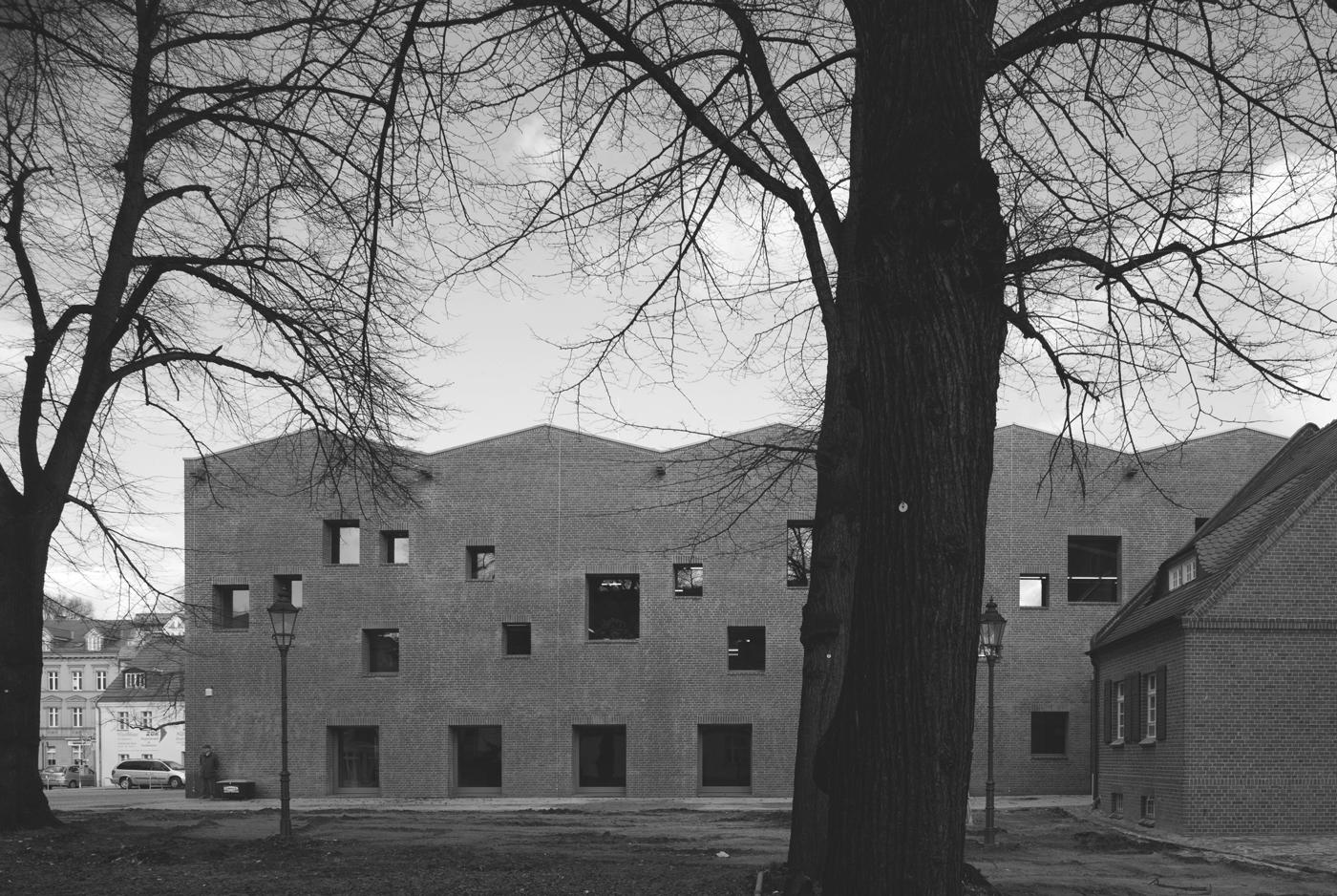 Mittelpunktbibliothek Berlin, Foto: © ORCH