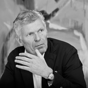 Jan Kleihues Portrait