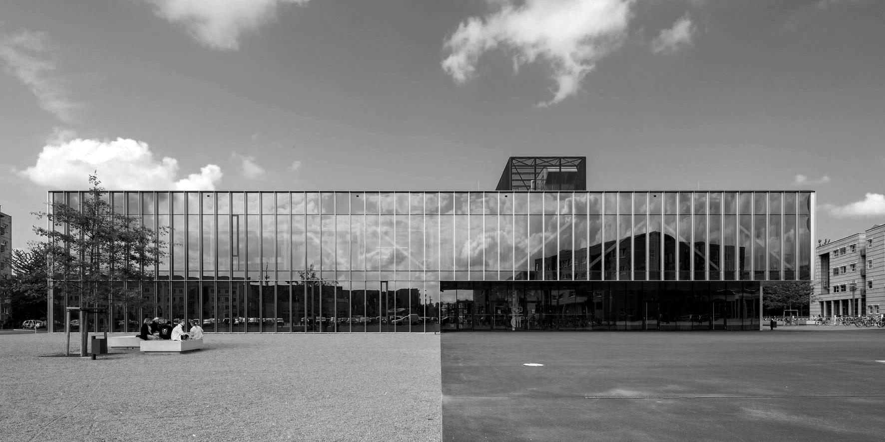 MGF Architekten – Mensa in Greifswald