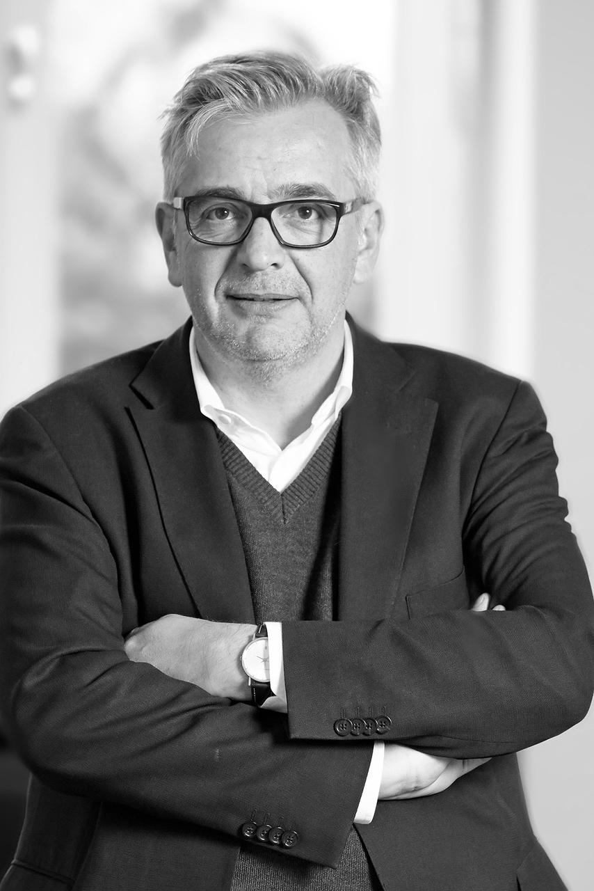 Uwe Schröder Portrait