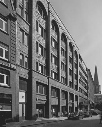 Büro- und Geschäftshaus Lilienstraße