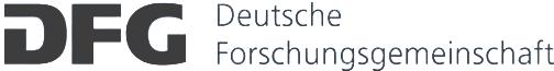 Deutsche Forschungsgemeinschaft Logo