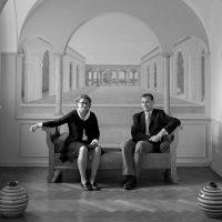 Petra Kahlfeld und Paul Kahlfeld Portrait