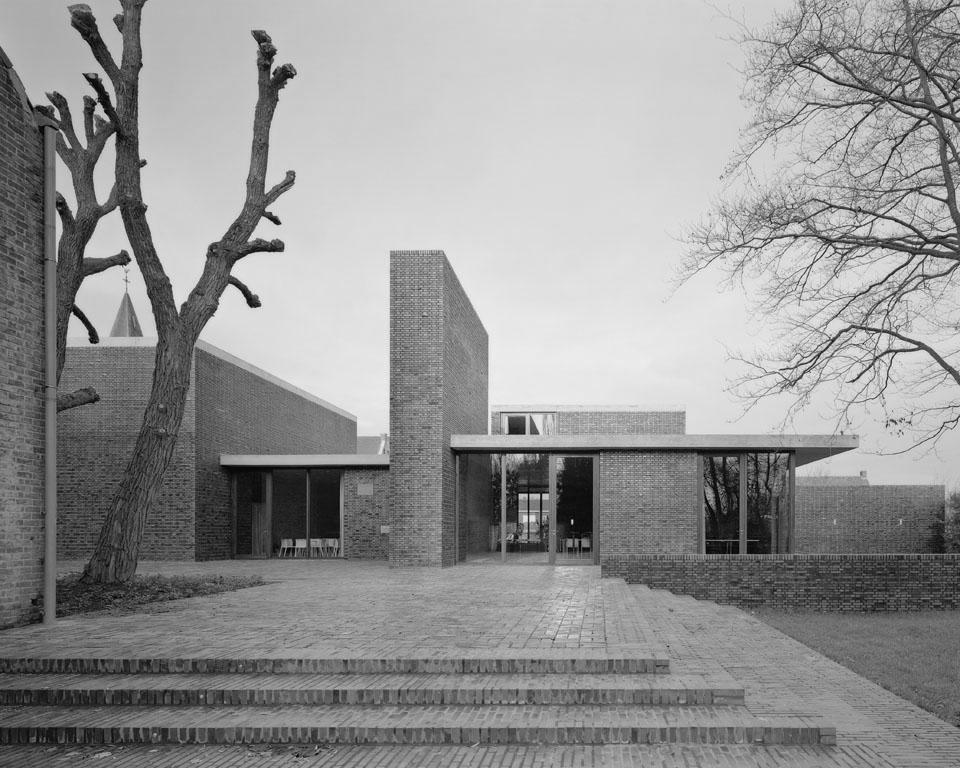 Gemeindesaal Merken, Foto: Kim Zwarts