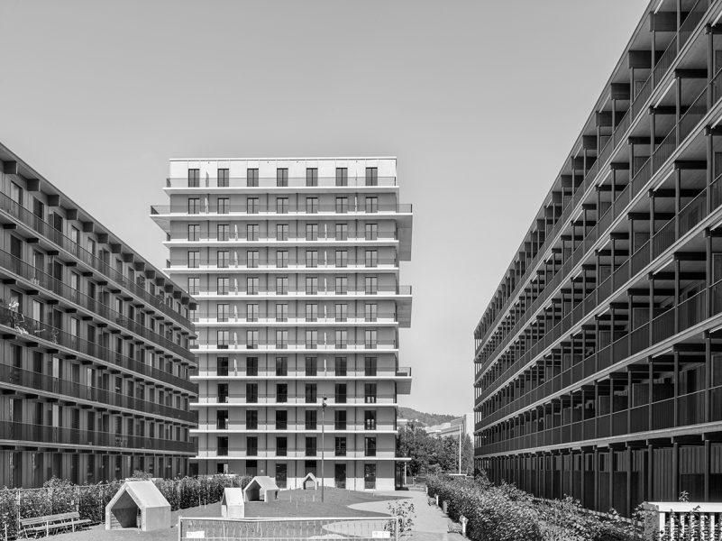 Wohnüberbauung Freillager Zürich
