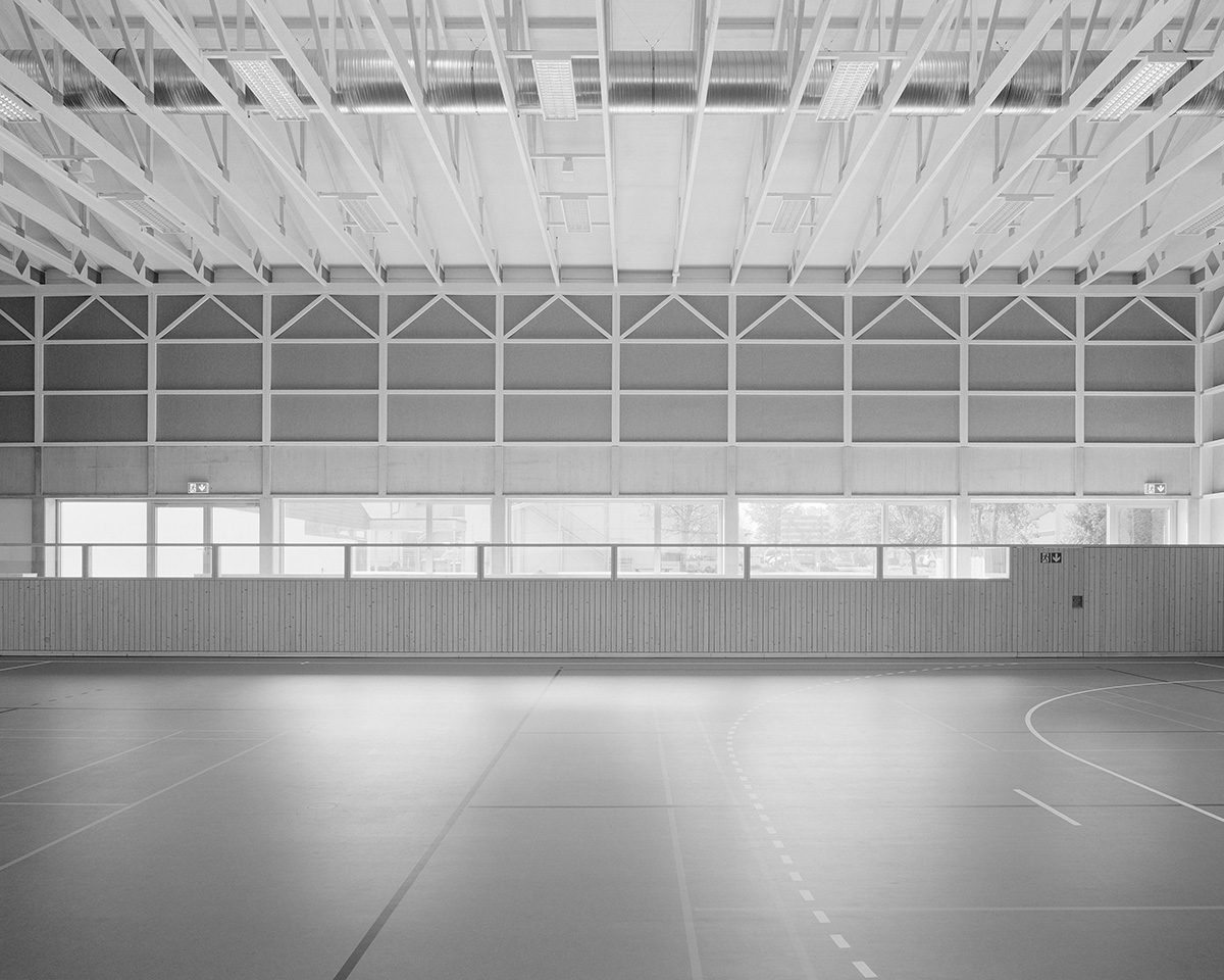 Almannai Fischer –Turnhalle Haiming