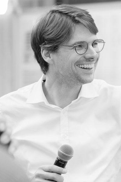 Portrait Florian Fischer