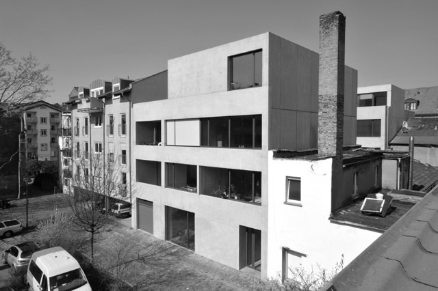 Wohn- und Geschäftshaus in Mannheim