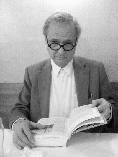 Hermann Czech, Foto: Sabine Götz