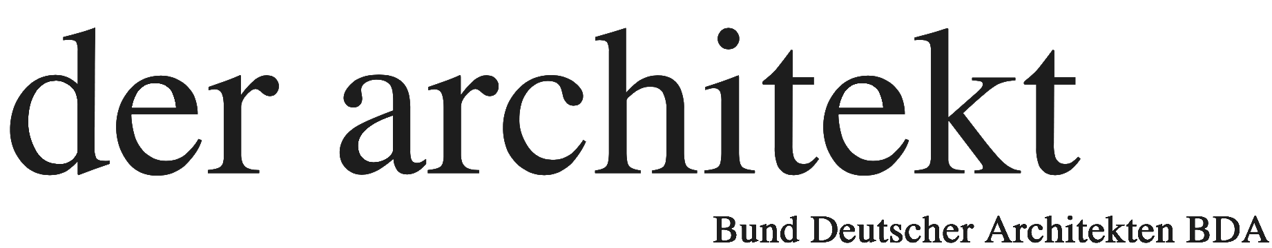 archithese logo